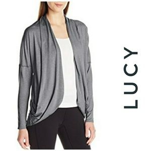 Lucy Enlightened Wrap Gray XL